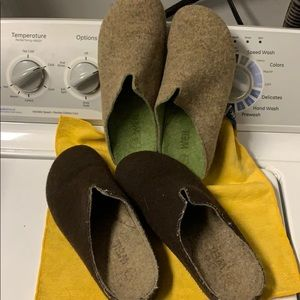 Dr. Weil Orthaheel Asana Slip On Mules size 8